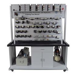 유압 트레이너 유압 교육 워크벤치 시연 장비