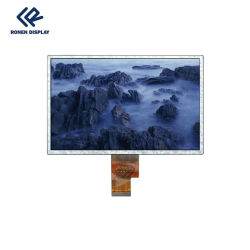 7 het Scherm van de duim 1024X600TFT LCD voor de Machine van de Ultrasone klank van B voor Dieren