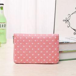 62*43cm Fashion Rosa Mercado reciclado Sacola de Compras Sacola de Compras Dobrável saco impermeável para Mulheres