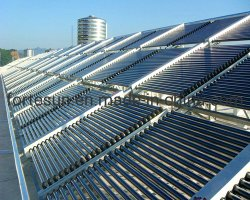 Flat Plate Solar Hot water Project