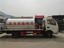 3 a 6 tonelada métrica de emulsão aquecido asfalto veículos de transporte