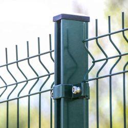 3D de PVC Venta caliente Soldadura Eléctrica Panel de malla de alambre galvanizado