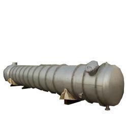Tanque de armazenamento criogénico para GNL/Lox/Lin/Lar ASME óleo combustível do cilindro de gás GLP de liga de titânio de pressão de Aço Inoxidável Navio-tanque de armazenamento