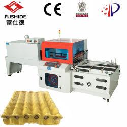 Ovos de bandeja a POF filme retrátil Automática/Encolhendo/retrácteis/Embalagem de acondicionamento/máquina de embalagem