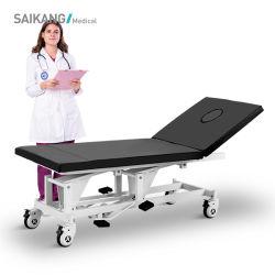 X14 стали многофункциональный гидравлический регулируемый вручную складывания стола для исследования медицинского учреждения