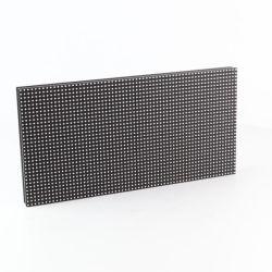 P10 la publicidad exterior Reloj LED indicador de temperatura