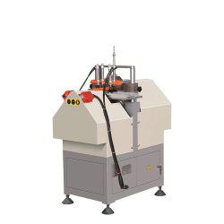 Ventana de plástico PVC ganar CNC Cordón de la puerta de cristal vio la máquina para el perfil de PVC de perfil de UPVC