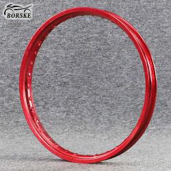 Ободья Motorcycel Borske Professional пользовательские 15 16 17 18 дюймов алюминиевый обод колеса велосипеда грязи