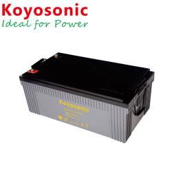 Tiefe trockene Zelle der Schleife-12V 100ah nachladbare UPS-Batterie für tiefe Schleife-Batterie der Basisstation-250ah