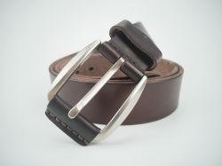 100 % exquis général broche sangle de boucle ceinture en cuir