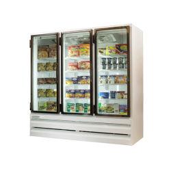 表示商業装置冷却装置ショーケースのスーパーマーケットの冷凍のフリーザー