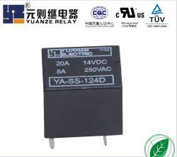 Substituer au modèle Hfkw Hongfa 3-24 VDC relais du relais