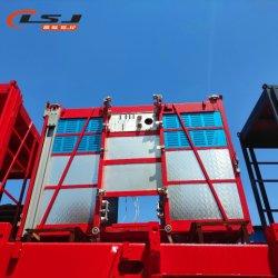 بناء مصعد مسافر مرفاع مع ثلاثة محرّك [دريف مشنيسم] مادّيّة شحن بضائع يرفع مرفاع