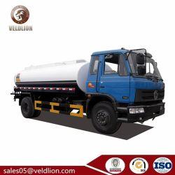 Dongfeng 10, camion di autocisterna dell'acqua 000L, camion dello spruzzatore dell'acqua 10m3, camion dell'acqua dell'acciaio inossidabile