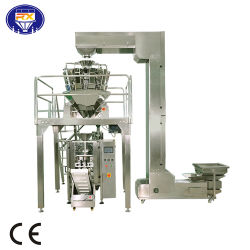 Machines van de Verpakking van het Voedsel van China de Automatische met Weger Multihead