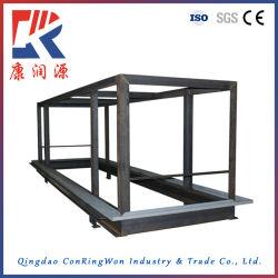 Custom revestidos de aço carbono Tubo soldado Cadeira de fabricação de Frame