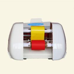 Le marquage à chaud 150 de la machine pour l'imprimante ruban en aluminium