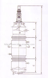 Verre Film bordée essuyer l'évaporateur (WFE) amende la distillation de produits chimiques
