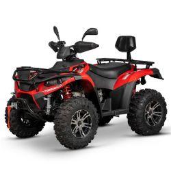 400cc ATV 4X4 CEE Euro-4 e EPA
