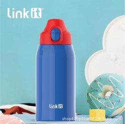 Bouteille d'eau en acier inoxydable Kids bouteille Fiole à vide se garder au chaud à double paroi Keep Cool 600ml