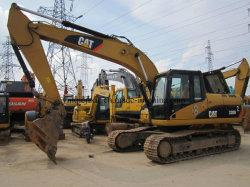使用された構築の幼虫320dのクローラー掘削機機械猫320b 320cの330cによって使用される掘削機