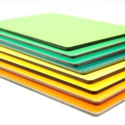 Строительных материалов Алюминиевый композитный лист для наружной стены оболочка