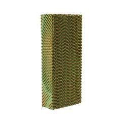 Refroidisseur d'air par évaporation /Revêtement noir couleur marron patin de refroidissement /Ventilateur d'échappement/ventilateur de refroidissement /à effet de serre équipement/de l'élevage de volailles/chambre