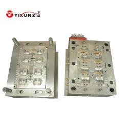 差し込みプラグ盤スイッチソケットのパネルカバーのためのプラスチック注入型