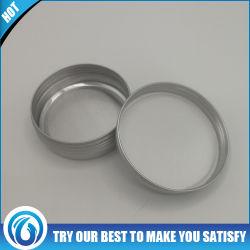 Una lata de metal extremo abre fácil/fácil abrir la tapa de aluminio/cubierta de metal