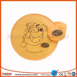 Cutsomer ロゴ付きのプロモーションプラスチックフリスビー