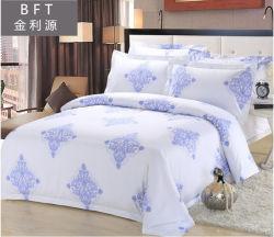 Impressão de alta qualidade 5 estrelas Home Hotel Consolador extras no conjunto de matérias têxteis