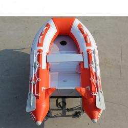 8.8feet 스포츠 배 Heytex PVC 배 어선 여가 배 속도 배 고무 배 알루미늄 또는 판금 배 텐더 배 팽창식 배