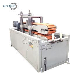 extrudeuse à double vis en plastique PVC Bois pour le pontage des profils de plancher de l'extrudeuse