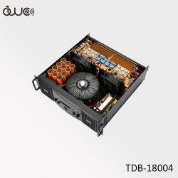 PROendverstärker des Hochleistungs--4X1800W mit Transformator, Audioverstärker, Audiomischer