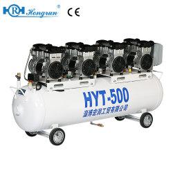 HYT-500 Oilless Source d'air propre et sec l'air du compresseur pour laboratoire dentaire