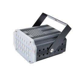 Mini 24 PCS de la lumière blanche/stade LED RVB pour Lumière stroboscopique KTV Partie décoration.