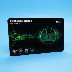 カードRFIDのブロッカークレジットカードの保護装置を妨げるスキャン盾RFID