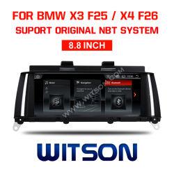 """Grand écran voiture BMW Witson DVD Android 7.1 8.8 """" pour BMW X3 F25/X4 F26 (2014-2016) NBT"""