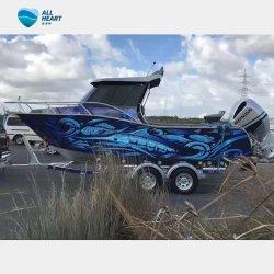 Профессиональные рыболовного судна роскошные яхты алюминиевые лодки 6.5m/21FT Cuddy каюта для продажи