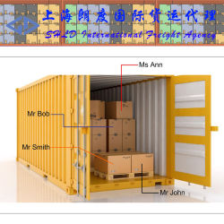 Sea Shipping LCL Service à partir de la Chine pour les ports de Limassol à Chypre