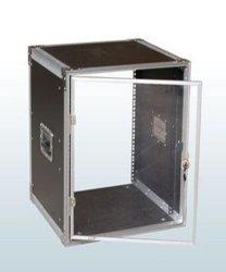 Excellente qualité de l'aluminium cas cas de vol de matériel de rack