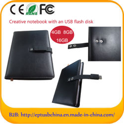 Personnaliser le logo Note multifonction livre lecteur Flash USB