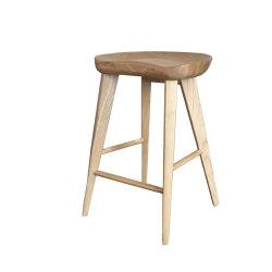 현대 가정 가구 의자 오크재 의자