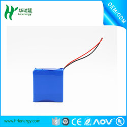 7.4V 1800mAh 604950李ポリマー電池