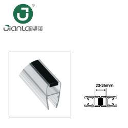 O PVC magnéticos de vedação de borracha faixa para banheiro Porta de vidro