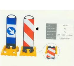 Warntafel für reflektierende Verkehrsbehinderungen aus PP (JMC-361N)