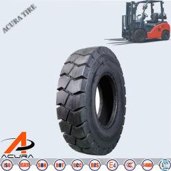 6.50-10 Gomma solida della gomma della gomma pneumatica della gomma industriale del carrello elevatore