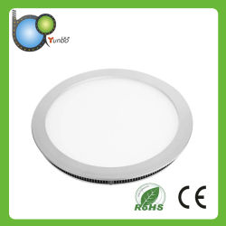 Ronde Downlight Led, éclairage de plafond de panneau à LED