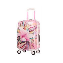 Nouveau style de l'ABS + PC bagages avec motif de l'image