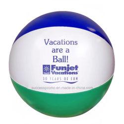 Bola de praia insuflável de PVC, Brinquedo Inflável Praia promocionais